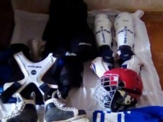 Смотреть изображение Спортивная одежда Хоккейная форма для мальчика 39036411 в Ижевске