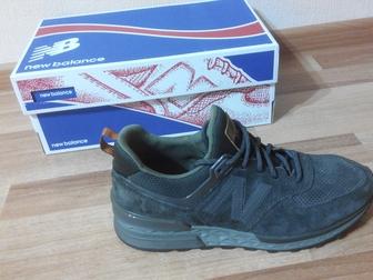 Увидеть foto Мужская обувь Оригинальные новые New Balance 574 68788660 в Ижевске