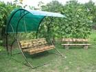Скачать бесплатно фото Разное Садовые разборные качели 38399953 в Ярославле