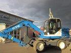 Уникальное фотографию Спецтехника Продам новый, функциональный, экскаватор СТК EXL85J, 33799875 в Якутске