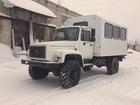 Смотреть фото Грузовые автомобили Вахтовый автобус ГАЗ Садко 39248602 в Южно-Сахалинске