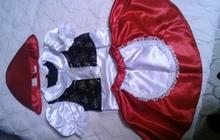 Продам костюм Красной Шапочки
