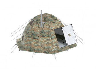 Увидеть фотографию  Продам всесезонную палатку для рыбалки и охоты 68281728 в Якутске