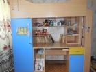 Фото в Мебель и интерьер Мебель для детей продам уголок школьника недорого в отличном в Ярославле 6000