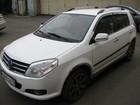 Фото в Авто Продажа авто с пробегом Gelli MK-Cross / белый хэтчбэк / выпуск 2013 в Ярославле 245000