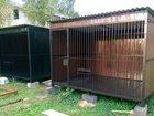 Фотография в Строительство и ремонт Строительные материалы Вольер для собак   Размер 2 м х3 м , высота в Ярославле 26500