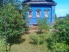 Изображение в   Дом бревенчатый, русская печь. на кухне водопровод в Ярославле 650000