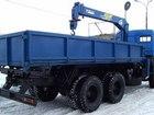 Смотреть фотографию Транспортные грузоперевозки Перевозки грузов, Манипулятор Камаз 39916105 в Ярославле
