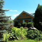 Продается двухэтажный бревенчатый дом в Твердино