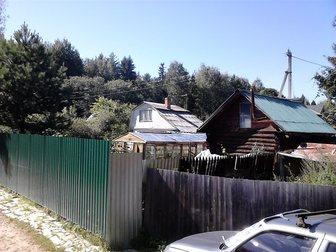 Смотреть фотографию Земельные участки Продаю дачу на Волге снт Виктория, газ, елово-сосновый лес ,10 сот 33373526 в Ярославле
