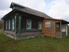 Свежее фото  Бревенчатый дом с баней в жилом селе, 280 км от МКАД, (Продам по материнскому капиталу,) 59831078 в Королеве