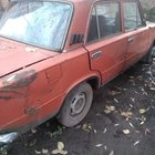 ВАЗ 2101 1.3МТ, 1977, седан, битый