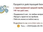 Новое foto  Продаётся действующий бизнес с прибылью 140 тыс, руб, 34898120 в Элисте