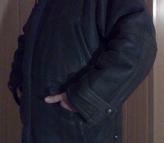 Фото в Одежда и обувь, аксессуары Женская одежда Продаю куртку кожаную зимнюю мужскую, верх в Энгельсе 3000