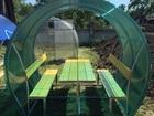 Уникальное фото Строительные материалы Беседка «Пион» 34619875 в Йошкар-Оле