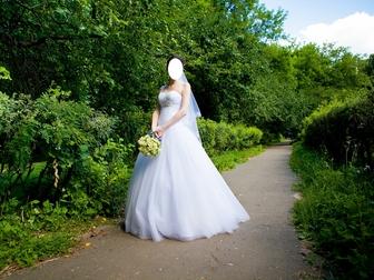 Просмотреть фотографию Женская одежда СВАДЕБНОЕ ПЛАТЬЕ 35305331 в Йошкар-Оле