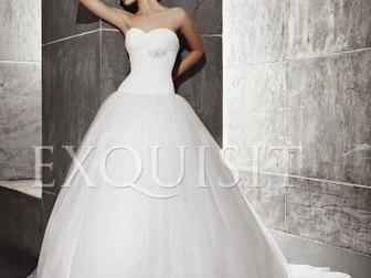 Смотреть фото Женская одежда СВАДЕБНОЕ ПЛАТЬЕ 35305331 в Йошкар-Оле