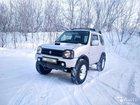 Suzuki Jimny 0.7МТ, 2005, 118000км