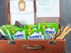 Фото в Бытовая техника и электроника Пылесосы Мешки (пылесборники, тканевые) Кирби. Упаковка в Южно-Сахалинске 1500
