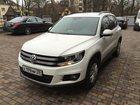 ���������� � ���� ������� ���� � �������� Volkswagen Tiguan ����� ��������� 5 ������, � ������������ 1�150�000