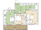 Предлагаем двухкомнатную квартиру в новом Жилом комплекс ,