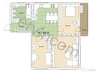 Предлагаем 3-комнатную квартиру 88,1 кв.м., расположенную на
