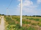 Свежее foto Земельные участки Пос, Клинцовка, Зеленоградский р-н, 8 сот, в собств, 3км до моря 67363370 в Калининграде