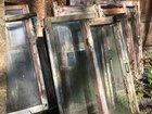 Окна деревянные старые