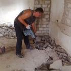 Демонтаж стен, проемов, перемычек