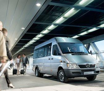 Фотография в   Предлагаем пассажирские перевозки на микроавтобусах в Калининграде 500