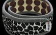 Внутренняя поверхность шарфика покрыта турманиевыми