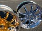 Фотография в Авто Тюнинг хромирование автомобильных дисков, радиаторных в Калуге 0