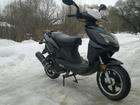 Изображение в Авто Мото продаю скутер OMAKS RACE 2 125сс аккум . в Калуге 20000
