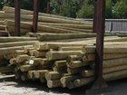Просмотреть фото  деревянные и железобетонные столбы ЛЭП 64750457 в Белгороде