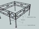 Скачать фотографию  металлоконструкции , навесы,ритуальные ограды, 67809571 в Калуге