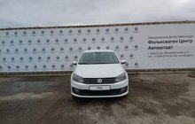 Volkswagen Polo 1.6 МТ, 2019, седан