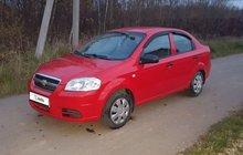 Chevrolet Aveo 1.4МТ, 2010, 144000км