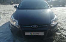Ford Focus 1.6МТ, 2012, 52000км