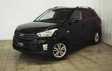 Hyundai Creta 2.0AT, 2017, 39000км