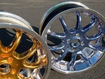 Скачать бесплатно фотографию Тюнинг Хромирование автомобильных дисков, решеток 16266342 в Калуге
