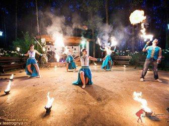 Новое фото Организация праздников Огненное шоу от Тульского театра огня Говорящие с Пламенем 33155439 в Калуге