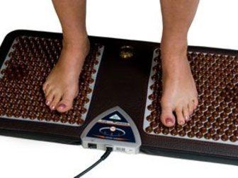 Новое изображение Товары для здоровья продаю массажер для ног из турмании б\у со скидкой 34950110 в Калуге