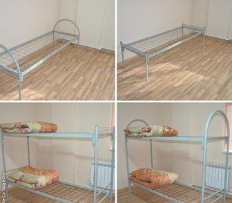 Изображение в Мебель и интерьер Мебель для спальни Продаём металлические кровати эконом-класса! в Уфе 1380