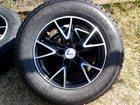 Фотография в Подготовка к зиме Зимние шины комплект зимних колес диски R15 5х110 резина в Каменск-Уральске 16000