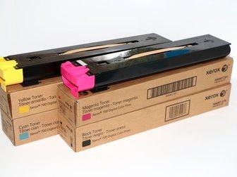 Смотреть фотографию Принтеры, картриджи Комплект тонер-картриджей Xerox 700/700i/770 33763807 в Каменск-Уральске
