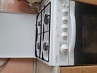 Фотография в Бытовая техника и электроника Плиты, духовки, панели Плита газовая Gefest, ширина 50 см, с грилем, в Камышине 5000