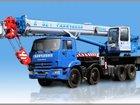 Новое изображение Спецтехника Продаю автокран КС-55729-1В «Галичанин», 32 т 32535404 в Архангельске