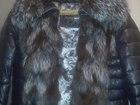 Скачать бесплатно фото Детская одежда Куртка зима весна осень ворот настоящая чернобурка 38399808 в Казани