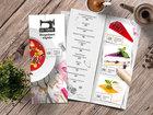 Фотография в Услуги компаний и частных лиц Рекламные и PR-услуги Опытный дизайнер изготовит макеты листовок, в Казани 500