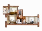 Изображение в   Хотите купить 2-х ком квартиру в новом кирпичном в Казани 4850000